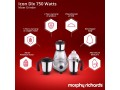 Morphy Richards Icon Deluxe 750 W Mixer Grinder  (Silver, 3 Jars)