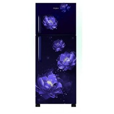 Whirlpool 265 L 2 Star Frost-Free Double Door Refrigerator (NEOFRESH 278H PRM 2S, Sapphire Mulia)