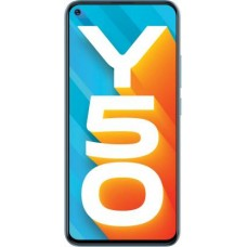 Vivo Y50 (Pearl White, 128 GB)  (8 GB RAM)