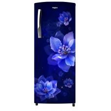 Whirlpool 200 L 3Star Inverter Direct-Cool Single Door Refrigerator (215 ICEMAGIC PRO PRM 3S INV, Sapphire Mulia)