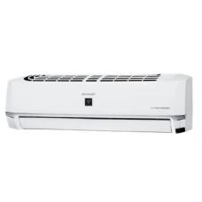 Sharp 1 Ton 3 Star Inverter Split AC (Copper Condenser, AH-XP12WMT, White)