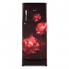 Whirlpool 200 L 3 Star Direct Cool Single Door Refrigerator (215 IMPC ROY 3S, Wine Abbys)