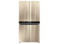 Whirlpool 677L Inverter Frost-Free Side by Side Multi-Door Refrigerator (WS QUATRO 677 CRYSTAL MOCHA)