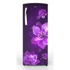 Whirlpool 200 L 3 Star Direct-Cool Single Door Refrigerator (215 ICEMAGIC PRO PRM 3S, Purple Mulia)